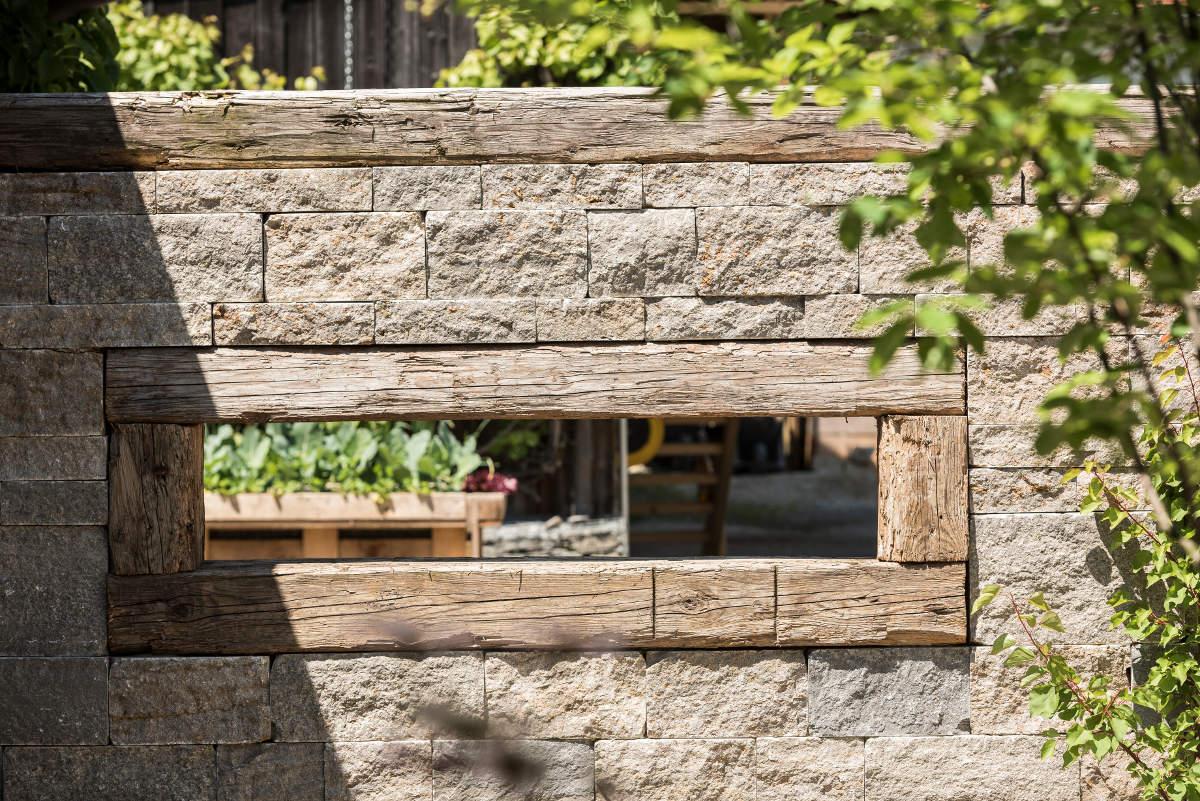 Gartenmauer gestalten gartenmauer mediterran gestalten loveer garten gartenmauer gestalten - Gartenmauer gestalten ...
