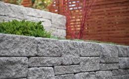 Gartenbau Mauer Terrasse