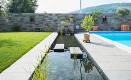Gartenteich Teichanlage Pool