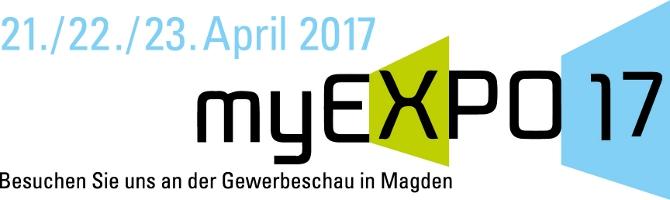 Wir sind 2017 Aussteller an der Expo in Magden