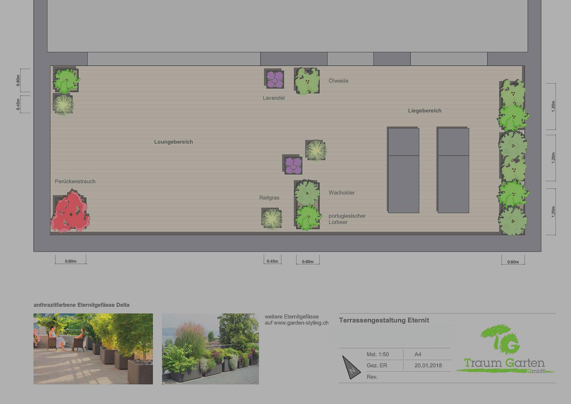 Terrassengestaltung Traum Garten Gmbh Gartenbau Schweiz Aargau